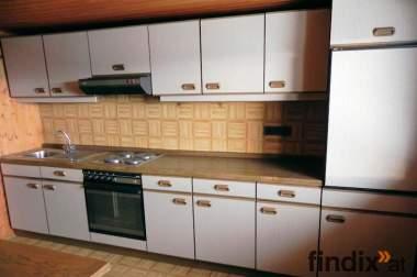 Einbauküche Einzeilig 360 cm
