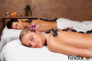 Eine Hot Stone Massage ist Balsam für Geist, Körper und Seele.