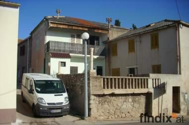 Einfamilienhaus in Kroatien auf dem Insel Pag