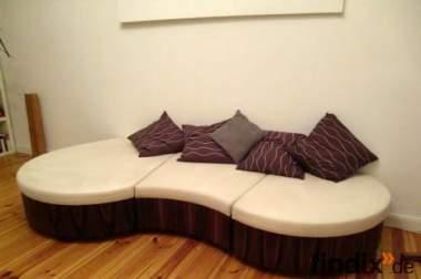 Einzelstück - Designer Lounge-Möbel, Wohnlandschaft, Sofa, Couch