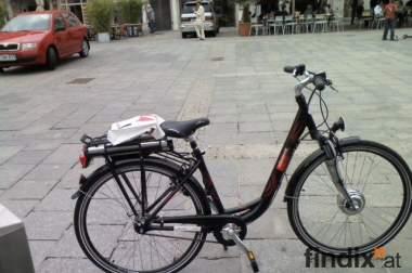 Elekrtro City Bike Schachner