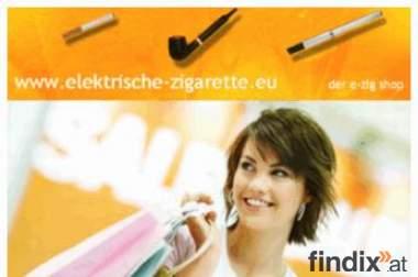 Elektrische od. elektronische  Zigarette Pfeife rauchen