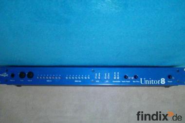 Emagic Unitor 8 8x8 MIDI Interface Seriell