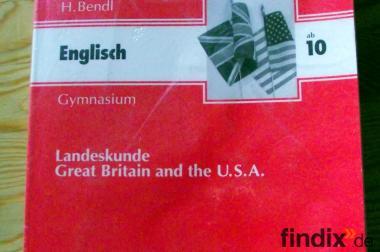Englisch Gymnasium Landeskunde Great Britain and the USA