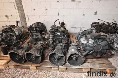 Ersatz -Motoren, -Teile für Mercedes Benz Sprinter / Vito