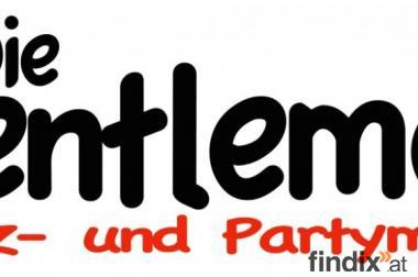 Erstklassige Tanzmusik für Ihre Veranstaltung - Die Gentlemen