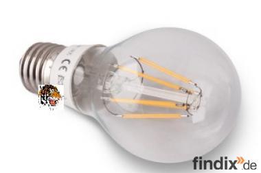 Es gibt sie wieder - die alte gute E27-Glühbirne in COB