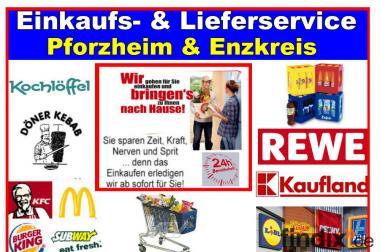 Express 24 Pforzheim -  Einkaufsservice und Lieferservice