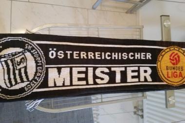 DREI FAN - Schal - SK Sturm Graz