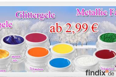 Farbgele und mehr ab 1,99 €