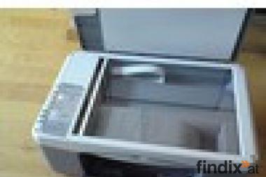 Farbtintenstrahldrucker HP PSC 1415