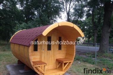Fasssauna, Sauna Pod, Saunafass, Gartensauna, Außensauna, Sauna