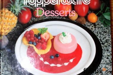 Feine Desserts Tupperware