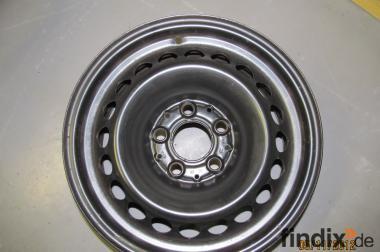 Felgen (Stahl), Größe 6 J x 15 H2, ET 31, 5-Loch, incl. Schrauben