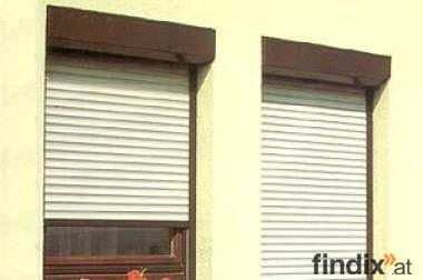 Fenster und Tür hielten Aufbruchsversuchen stand Rollläden