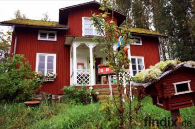 Ferienhaus am See Schweden 4 bis 5 Pers., eigene Angelboote