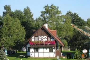 Ferienhaus an der Ostsee Polen, Selbstvers., 4 Schlafzimm. Garten