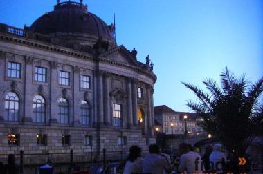 Ferienwohnung BERLIN MUSEUMSINSEL 1 Zimmer Apartment Mitte Fewo