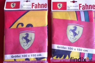 Ferrari-Fahnen 100x150cm