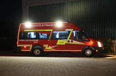 Feuerwehr, Umfeldbeleuchtung mit CREE LED NIGHT Angel, 12 - 30 V,