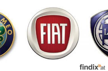 ***Fiat Lancia Alfa Romeo Teileverkauf***