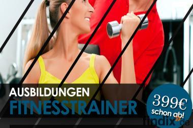 Fitnesstrainer B-Lizenz an der Jordan Darnell Academy