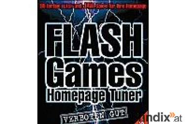 Flash Games Homepage Tuner