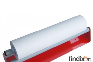 Folienabroller 750mm breit für Application Tape, Schutzfolie uvm.