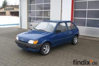 Ford Fiesta GFJ, gepflegter, gebrauchter Zustand
