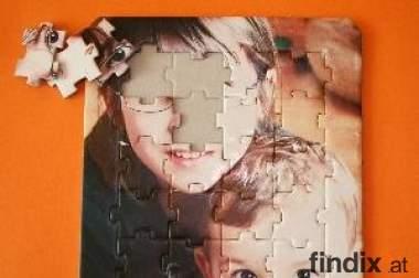 Foto-Puzzle in 2 verschiedenen Größen
