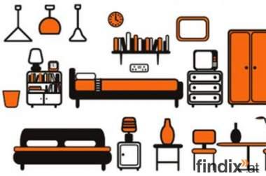 Furniture assembly, handyman (Möbelmontage englischsprachig)