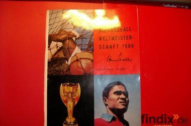 Fussball-Weltmeisterschaft 1966