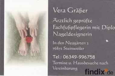 Kosmetik, Visagistik, Fußpflege und Nageldesign