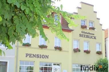 "Gästehaus ""SEEBLICK""  Pension in Barth-Region Ostsee"