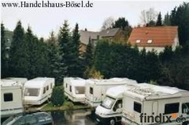 Gas Prüfung an Wohnmobilen Wohnwagen NRW