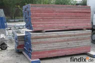 gebraucht ger st kaufen plettac 103 qm 208007. Black Bedroom Furniture Sets. Home Design Ideas