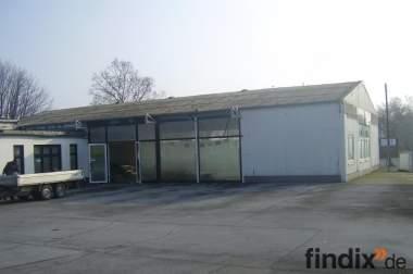 Gebrauchte Lagerhallen zu verkaufen