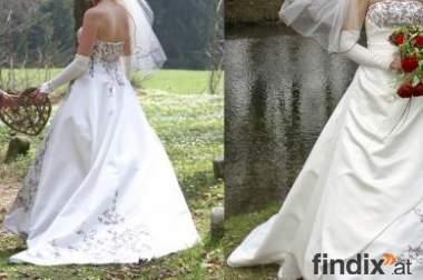 gebrauchtes Hochzeitskleid