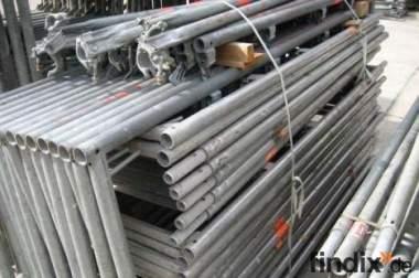 Gebrauchtes  Aluminium Gerüst - 132 m²