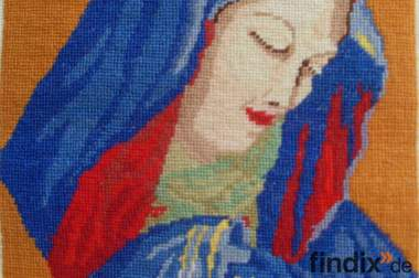 Gobelin Mutter Gottes