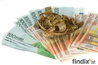 GOLDANKAUF Wien - kaufen Schmuck, Münzen, Zahngold bis +5%!