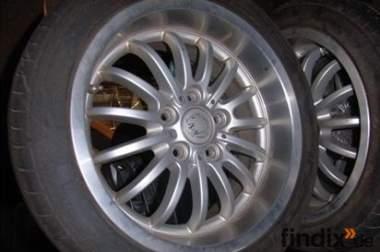 GoodYear Eagle F1 225/45 R17 mit Alufelge DOTZ Wheels Dart 8/17