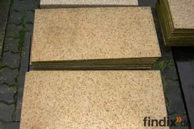 Granitplatten gebraucht und teilweise neu