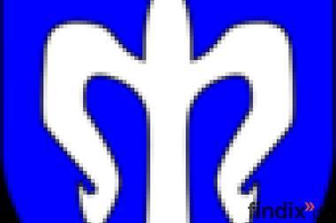 Große Fahne mit Myhler Emblem 50 % unter Neupreis