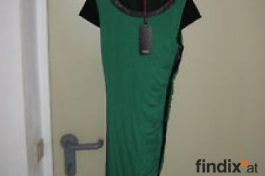 grünes Damen kleid neu