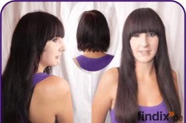 Haarverlängerung mit Markenhaar und 6 Monate Garantie