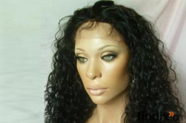 Haarverlängerungen vorne Lace Perücken
