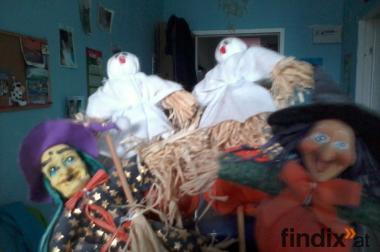 Halloween Dekostiele
