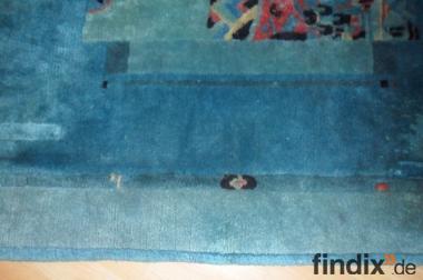 Handgeknüpfter Nepal  Teppich