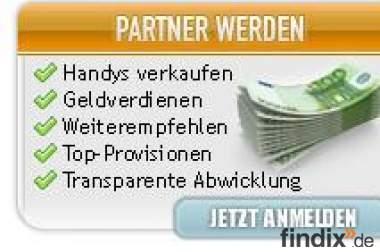 Handyverkäufer : Werden Sie Partner und verdienen nebenbei Geld
